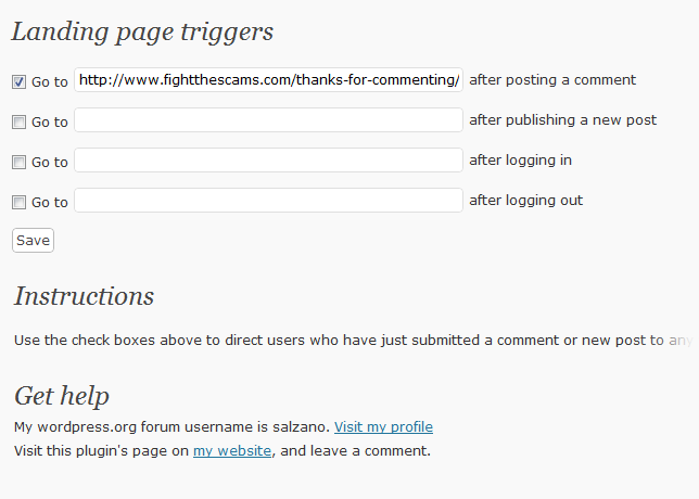 landing-page-triggers-control