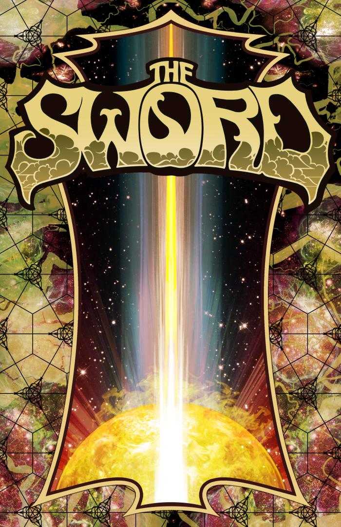 The Sword poster by Corey Salzano