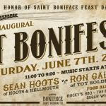 St Bonifest 2014 poster