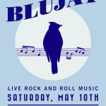 Blujay band poster
