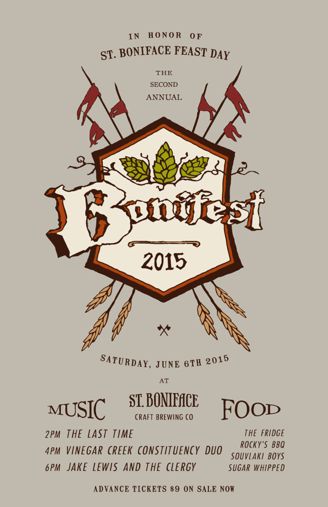 St. Bonifest 2015